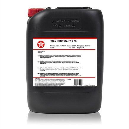 Way lubricant 68  20 ltr